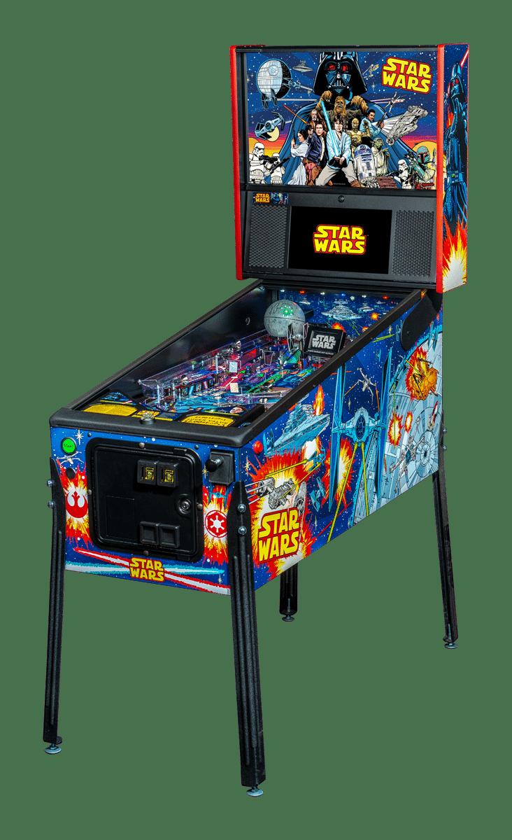 FLIPPER-STAR-WARS-COMIC-ART-PRO