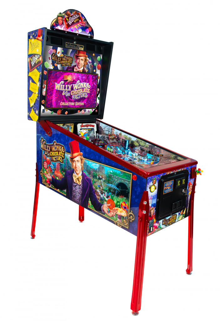 FLIPPER-WILLY-WONKA-COLLECTOR-EDITION