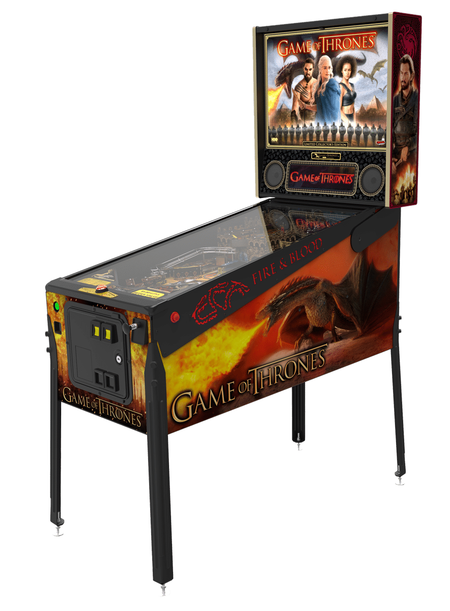 FLIPPER-GAME-OF-THRONES-LIMITED-EDITION-STERN