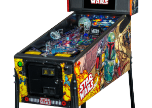 Flipper star wars comics vault