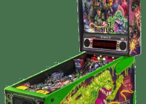 flipper ghostbusters édition limitée