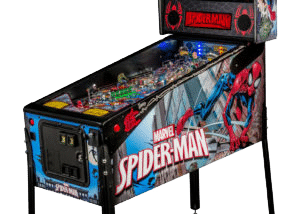 Flipper spideman vault édition